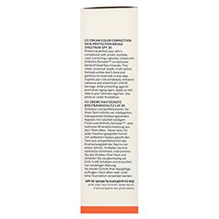 AHAVA CC Cream Color Correction SPF 30 30 Milliliter - Linke Seite