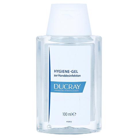 DUCRAY Hygiene-Gel zur Handdesinfektion 100 Milliliter