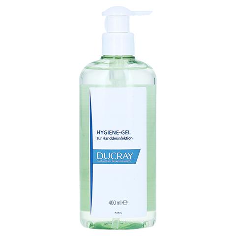 DUCRAY Hygiene-Gel zur Handdesinfektion 400 Milliliter