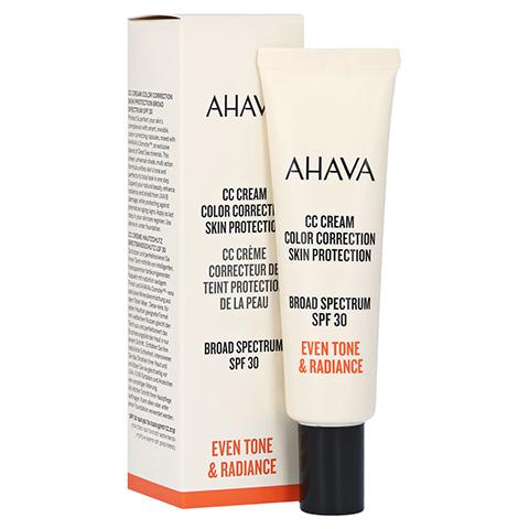 AHAVA CC Cream Color Correction SPF 30 30 Milliliter