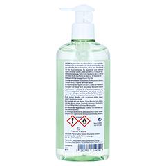 DUCRAY Hygiene-Gel zur Handdesinfektion 400 Milliliter - Rückseite