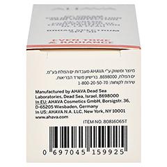 AHAVA CC Cream Color Correction SPF 30 30 Milliliter - Unterseite