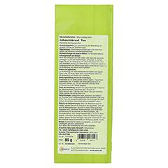 Johanniskraut Tee Aurica 80 Gramm - Rückseite