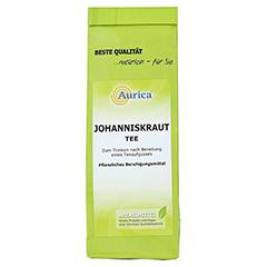 Johanniskraut Tee Aurica 80 Gramm - Vorderseite