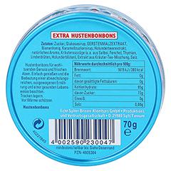 ECHT Sylter Brisen Klömbjes extra 70 Gramm - Rückseite