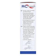 RC Pflege N Nasen- und Rachenspray 20 Milliliter - Linke Seite