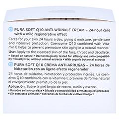ANNEMARIE BÖRLIND Pura Soft Q10 Anti Falten Creme 50 Milliliter - Linke Seite