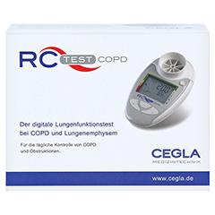 RC Test COPD 1 Stück - Vorderseite