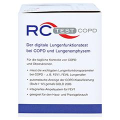 RC Test COPD 1 Stück - Linke Seite