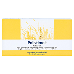 Pollstimol Hartkapseln 200 Stück N3 - Vorderseite