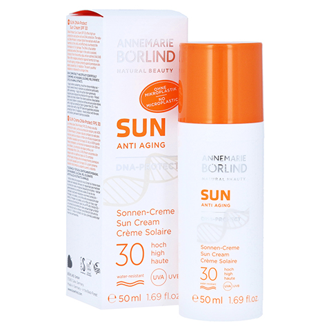 ANNEMARIE BÖRLIND Sun Anti-Aging DNA-Protect Creme LSF 30 50 Milliliter