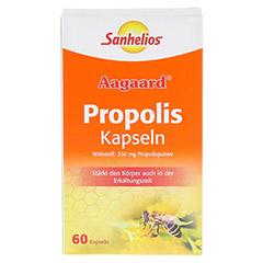 AAGAARD Propolis Kapseln 60 Stück - Vorderseite