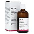 NR.10 Natrium sulfuricum D 6 spag.Glückselig 100 Milliliter N2