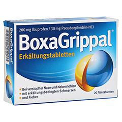 BoxaGrippal Erkältungstabletten 200mg/30mg 20 Stück N1