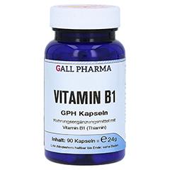 VITAMIN B1 GPH 1,4 mg Kapseln 90 Stück