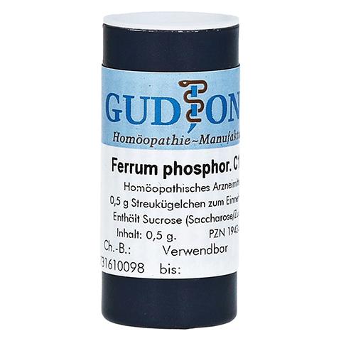 FERRUM PHOSPHORICUM C 1000 Einzeldosis Globuli 0.5 Gramm N1