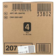 ATTENDS Soft 4 super 3x46 Stück - Vorderseite