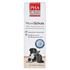 PHA Wurm Schutz flüssig für Hunde und Katzen 50 Milliliter - Vorderseite