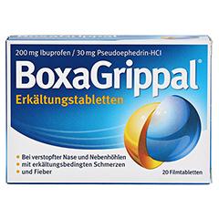 BoxaGrippal Erkältungstabletten 200mg/30mg 20 Stück N1 - Vorderseite