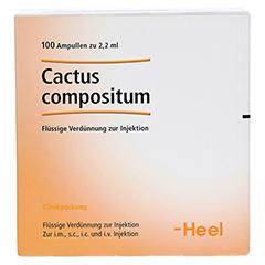 CACTUS COMPOSITUM Ampullen 100 Stück N3 - Vorderseite