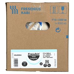 FRESUBIN 1000 Complete flüssig 8x1000 Milliliter - Vorderseite