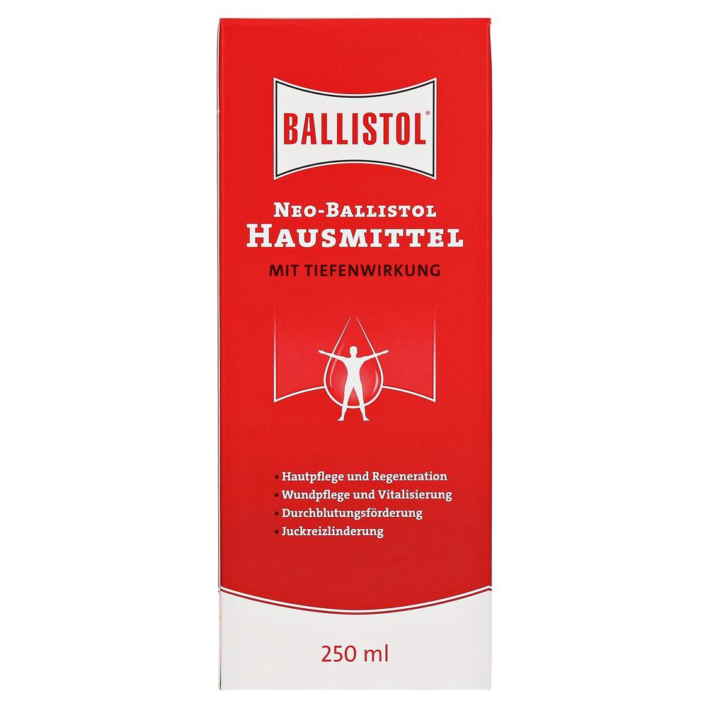 Erfahrungen zu NEO BALLISTOL Hausmittel flüssig 250 ...