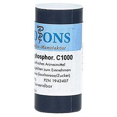 FERRUM PHOSPHORICUM C 1000 Einzeldosis Globuli 0.5 Gramm N1 - Linke Seite