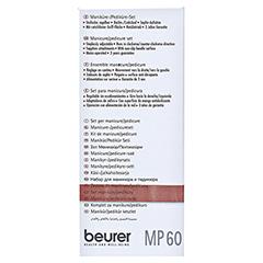 BEURER MP60 Profiset Maniküre und Pediküre 1 Stück - Rechte Seite