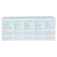 LIGASANO weiß Binden 0,3x10x300 cm unsteril 6 Stück - Rechte Seite