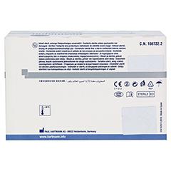 COSMOPOR Antibacterial 6x10 cm 25 Stück - Rückseite