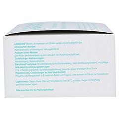 LIGASANO weiß Binden 0,3x10x300 cm unsteril 6 Stück - Rückseite