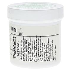 TEUFELSKRALLE BALSAM mit Vitamin E 100 Milliliter - Rückseite