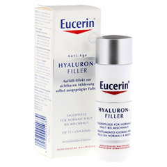 EUCERIN Anti Age Hyaluron Filler Tag 50 Milliliter