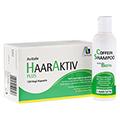 HAARAKTIV Plus Vegi Kapseln + gratis Coffein Shampoo 120 Stück