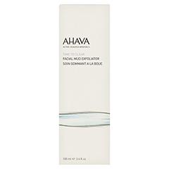 Ahava Facial Mud Exfoliator 100 Milliliter - Vorderseite