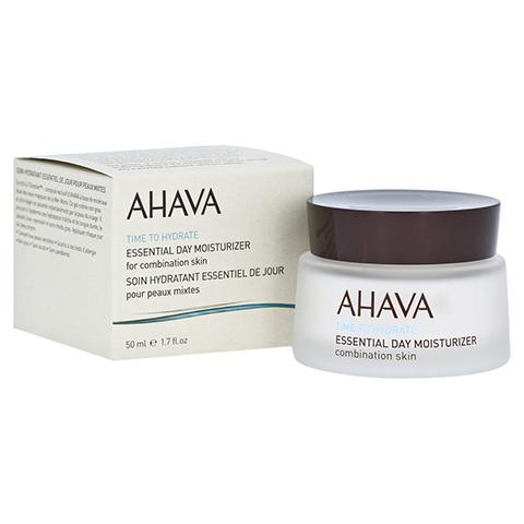 AHAVA Essential Day Moisturizer - Mischhaut 50 Milliliter