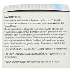 Ahava Night Replenisher normale/trockene Haut 50 Milliliter - Rechte Seite