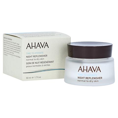 Ahava Night Replenisher normale/trockene Haut 50 Milliliter