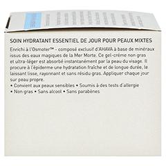 AHAVA Essential Day Moisturizer - Mischhaut 50 Milliliter - Linke Seite