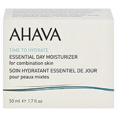 AHAVA Essential Day Moisturizer - Mischhaut 50 Milliliter - Vorderseite