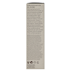 Ahava Men All-on-One Eye Care Cream 15 Milliliter - Rechte Seite