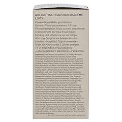 AHAVA Men's Age Control Moisturizing Cream Broad Spectrum SPF15 50 Milliliter - Rechte Seite