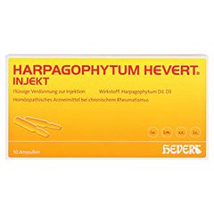 HARPAGOPHYTUM HEVERT injekt Ampullen 10 Stück N1 - Vorderseite