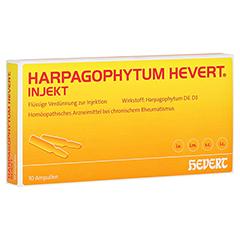 HARPAGOPHYTUM HEVERT injekt Ampullen 10 Stück N1