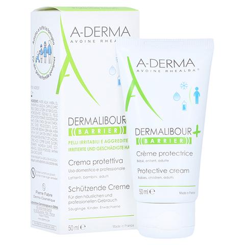 A-DERMA DERMALIBOUR+ BARRIER schützende Creme 50 Milliliter