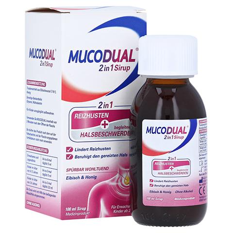 Mucodual 2in1 Sirup 100 Milliliter