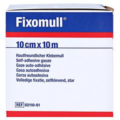 FIXOMULL Klebemull 10 cmx10 m 1 Stück - Linke Seite