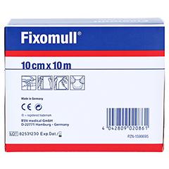 FIXOMULL Klebemull 10 cmx10 m 1 Stück - Rückseite