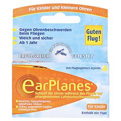 EARPLANES Child/Kind 2 Stück - Vorderseite