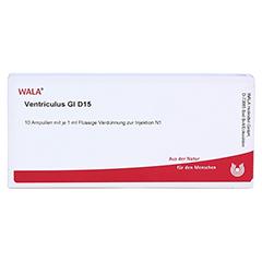 VENTRICULUS GL D 15 Ampullen 10x1 Milliliter N1 - Vorderseite